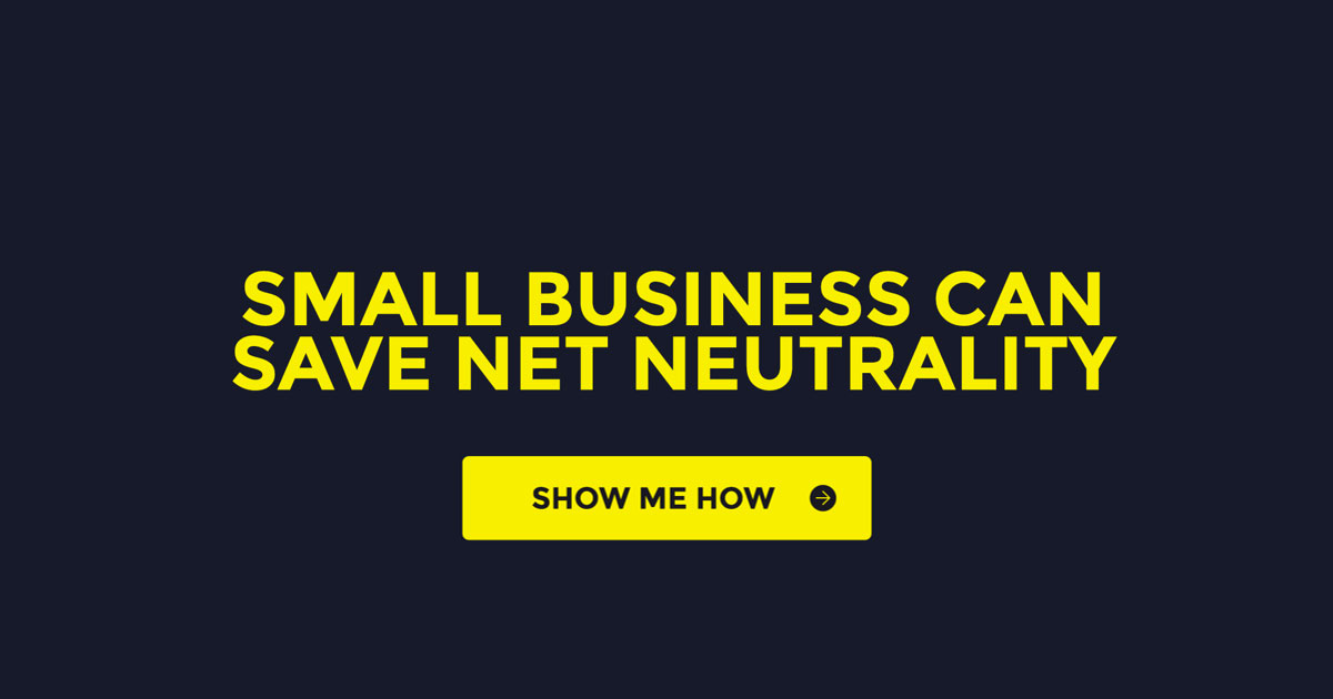 Businesses for Net Neutrality