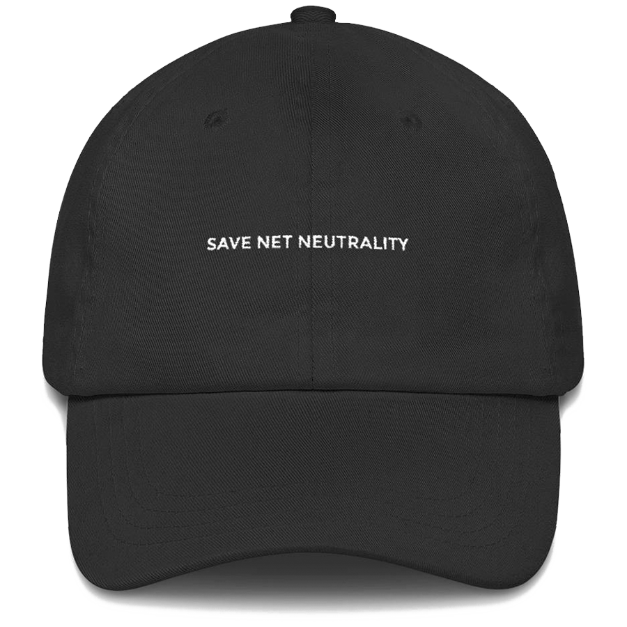 Save Net Neutrality, Hat