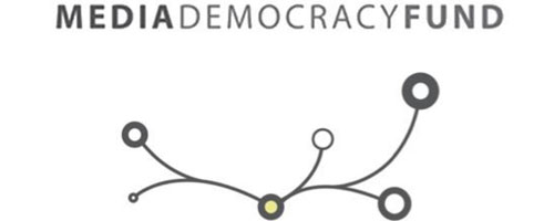 Media Democracy Fund - Logo