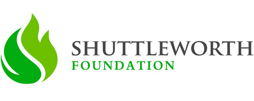 The Shuttleworth Foundation - Logo