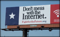Don't mess with the internet