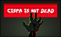 Infographic: CISPA is NOT dead.