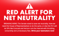 Red Alert for Net Neutrality
