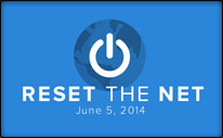 June 5: We will Reset the Net
