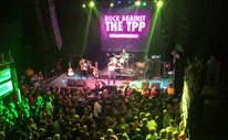 Rock Against the TPP