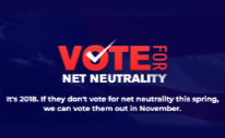 Vote for Net Neutrality